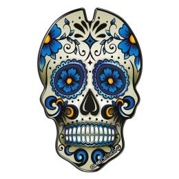 Protector depósito Skull Puig