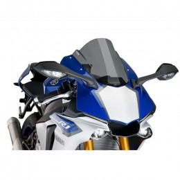 Screen Racing smoked/dark Yamaha YZF-R1 15-18 Puig