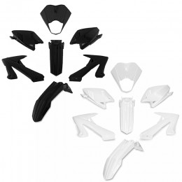 Fairings Rieju MRT 50 AllPro 7 pieces injected plastic
