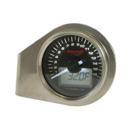Tachometer Koso GP-Style 55 0-16.000RPM 2T/4T - select colour