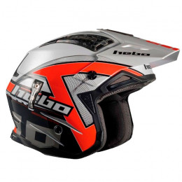 Helmet Trial Hebo Zone 4 Kontrox Red