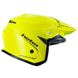 Helmet Trial Hebo Zone 5 - Lime