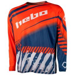T-shirt Cross junior Hebo Stratos Orange