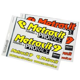 Stickers Metrakit 35x45cm