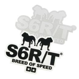 "Sticker Stage6 R/T ""Breed of Speed"""