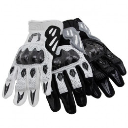 Gloves Summer Unik X4 with protection - White or Black