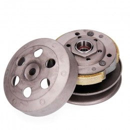 Rear Pulley and Bell Minarelli horizontal AllPro d=107mm