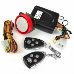 Universal Alarm with remote for motorcycles Allpro