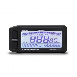 Tachometer / Thermometer Koso EFI