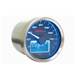 Speedometer KOSO GP Style D55 max 160 kmh - Black