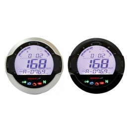 Speedometer and RPM KOSO DL-03S d.64mm / 0-360 km/h / 15.000 RPM