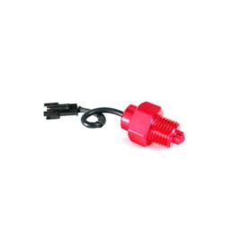 Temperature Sensor M12x1,5mm black plug Koso / Stage6 R/T