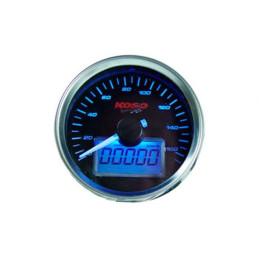 Velocímetro KOSO GP-Style 55 (universal 2T/4T) - iluminado