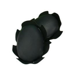 Knee Sliders Black LighTech Filler