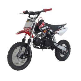 """Pitbike cross 125cc Malcor XZ1 4 Tiempos (llanta 14"""" - 12"""")"""