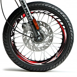Sticker Set for wheels VOCA gearbike 50cc