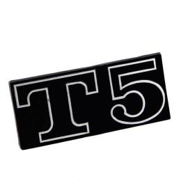Anagrama cofano plástico Vespa T5 Vespa Due