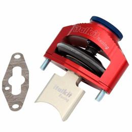 Válvula de escape neumática para Cilindro rotax 122 d=54mm
