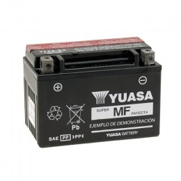Battery YT12A-BS Yuasa with acid