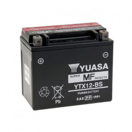 Battery YTX12-BS Yuasa with acid