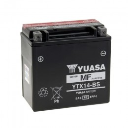 Battery YTX14-BS Yuasa with acid