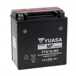 Battery YTX16-BS Yuasa with acid