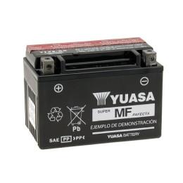 Battery Yuasa YTZ12S with acid