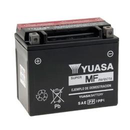 Battery Yuasa YTZ14S with acid