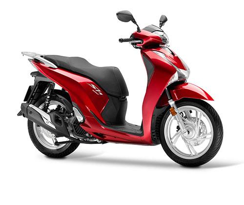 Honda SH Scoopy 125i inyección LC (desde 2013)